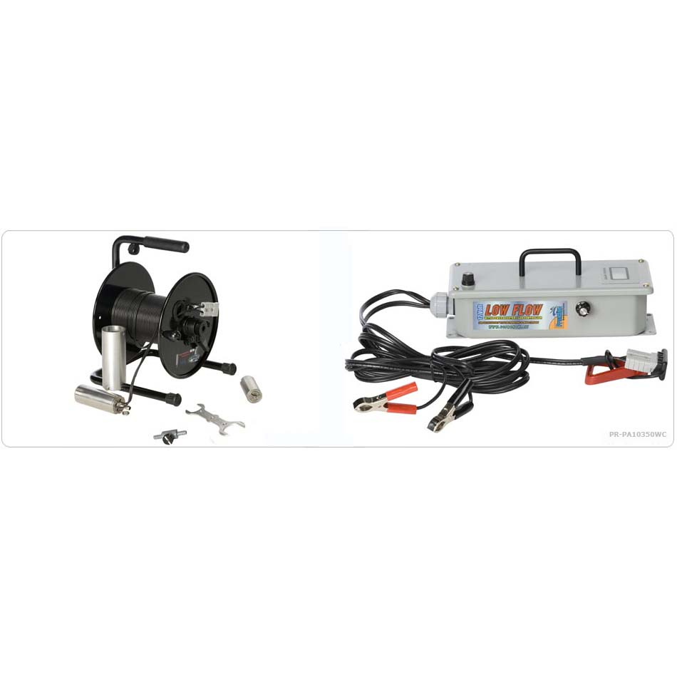 Proactive Stainless Steel Mega-Typhoon Pump Kit