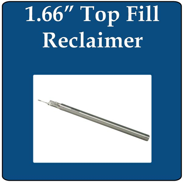 "1.66"" OD Top Fill Reclaimer"