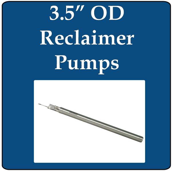"""3.5"""" OD Reclamer Pump"""