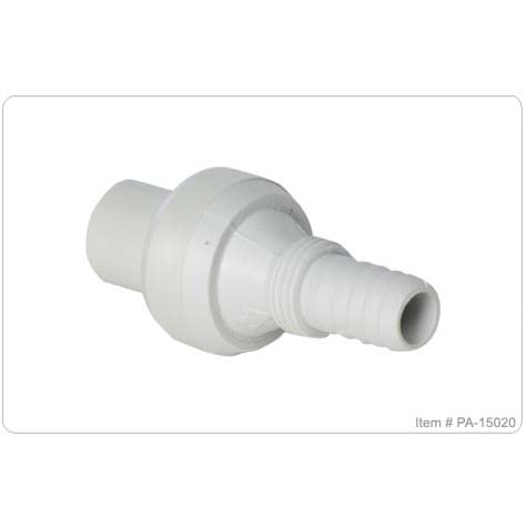 Proactive Non-Return (Non-Vented) Check Valve