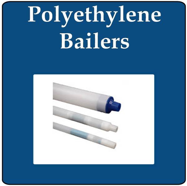 Polyethylene Bailers