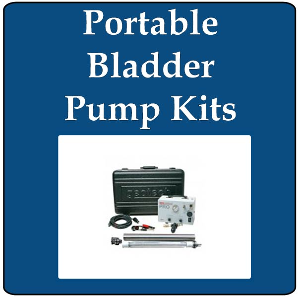 Portable Bladder Pump Kits