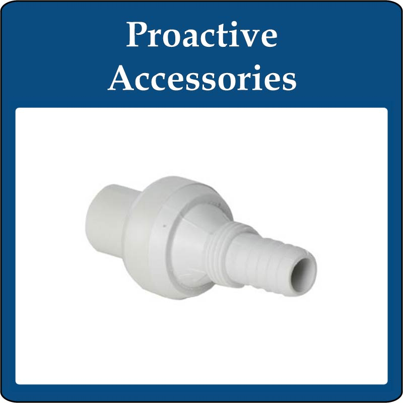 Proactive Pump Accessories