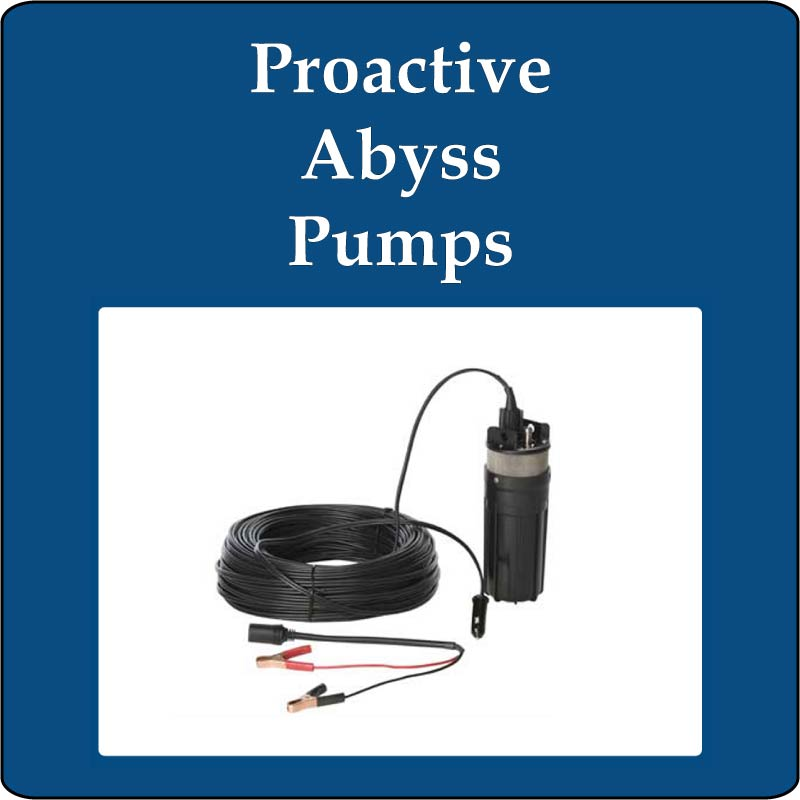 Proactive Abyss Pumps