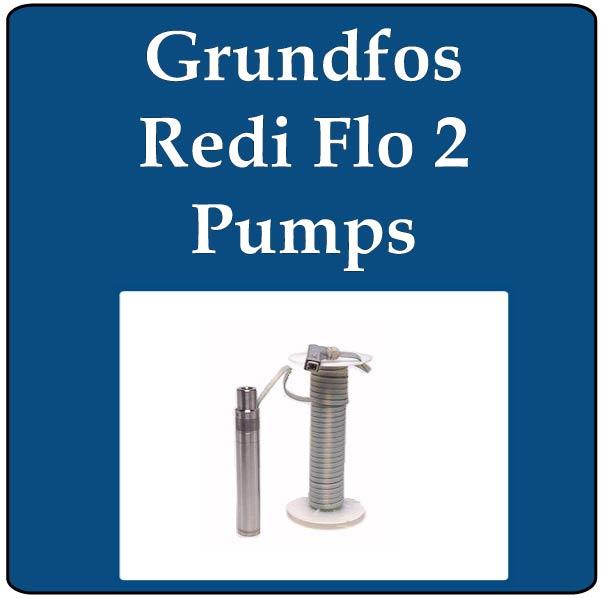 Grundfos Redi Flo 2 Pumps