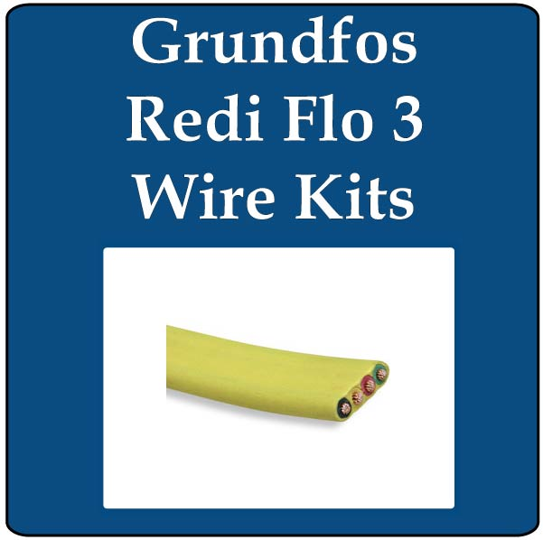 Redi Flo 3 Pump Wire Kits