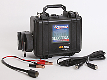 Pegasus Electra Pump with Accessories