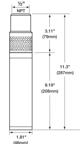 Redi-Flo 2 Dimensions