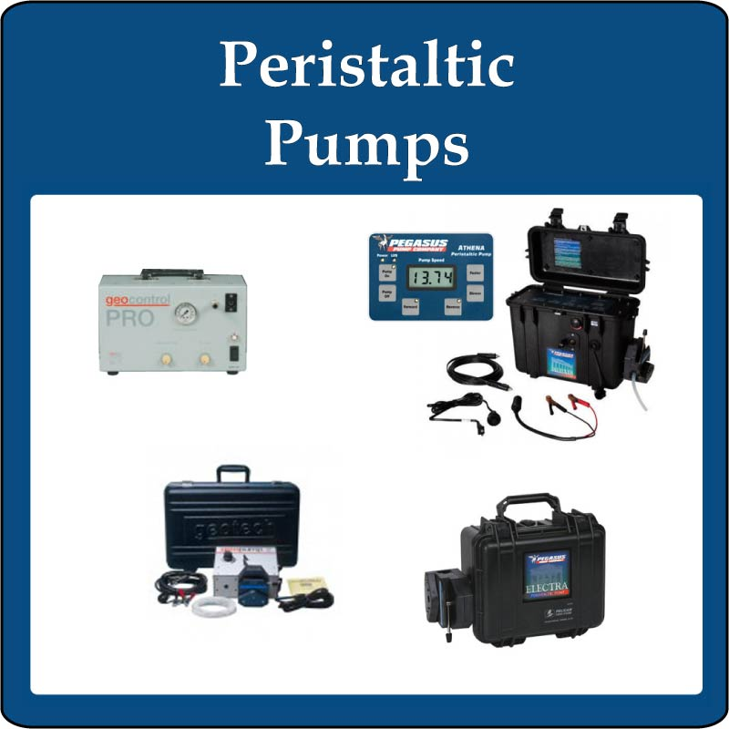 Geotech and Proactive Peristaltic Pumps