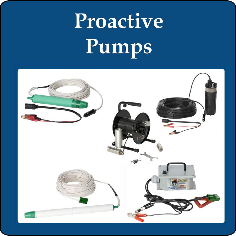 Proactive Pumps