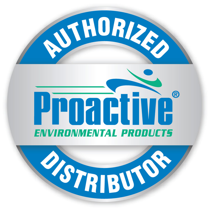 Official Proactive Distributor Button